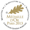 Medaille d'or 2013 copie