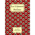 13 desserts en Provence