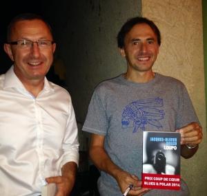 Jacques Olivier BOSCO Coup de coeur 2014