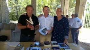 Jean-Pierre TISSIER, Yves FAURE et René GREGNI